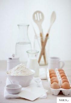 Co potrzeba przygotować do robienia ciasta?