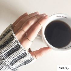 delikatne pierścionki na każdy palec