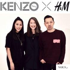kolekcja paryskiego domu mody Kenzo dla H&M – jak wygląda kolekcja?