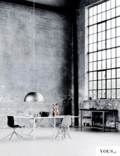 mieszkanie w stylu studio, mieszkanie w opuszczone fabryce