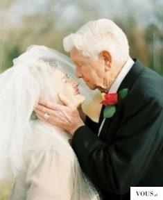 miłość w starszym wieku. miłość na całe życie