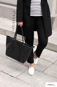 biało czarna stylizacja – www.otianna.pl