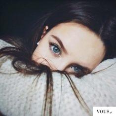 przepiękne oczy