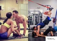 Najlepiej ćwiczy się ze swoim partnerem/partnerką