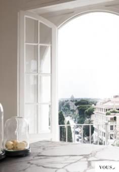 piękny widok z okna