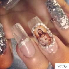 paznokcie jezus, śdm