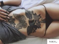 czarny tatuaż, czy tatuaż boli? ile kosztuje tatuaż?