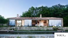 prosty minimalistyczny dom