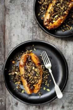 BATATY NADZIEWANE RYŻEM I ŻURAWINĄ – CookMagazine