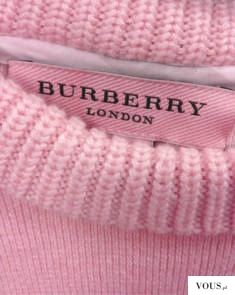 Burberry london sweter