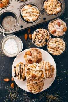 Muffiny z jabłkami – CookMagazine