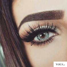 przepiękna tęczówka oka, od czego zależy kolor oczów?