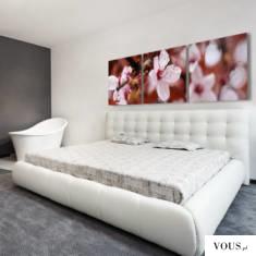 Obraz do sypialni – Japońska wiśnia