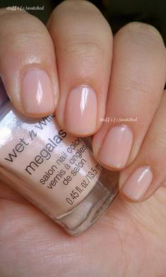 Wet n Wild 2% Milk – Ooooh this is the perfect nude polish! | Nails | Pinterest | Wet n Wi ...