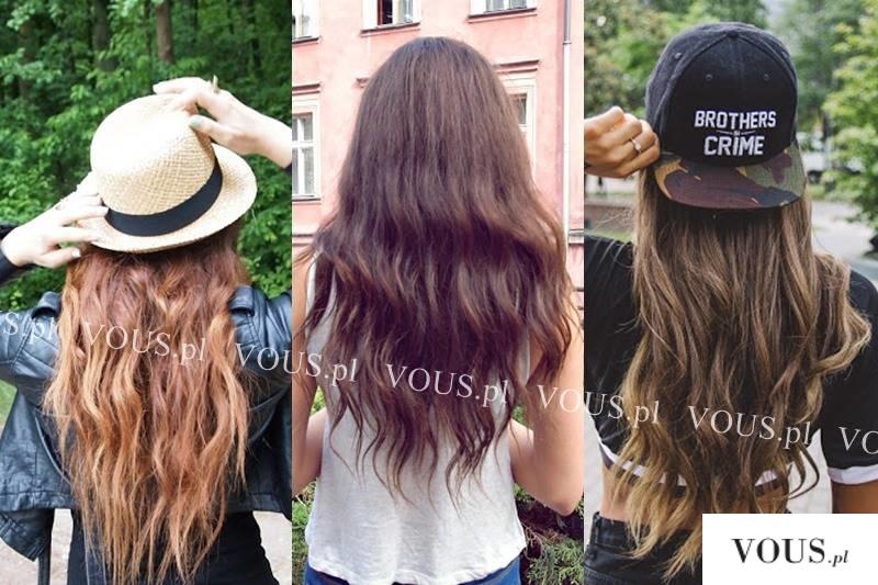 Deynn włosy, kiedyś i dziś, deynn kręci lokówka włosy