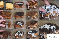 Kanapka Nutella Oreo Tutorial – przepis
