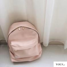 pudrowy plecak