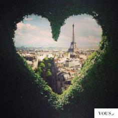 Paryż w sercu