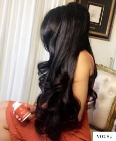 Bardzo długie przepiękne brązowe włosy / long brown hair