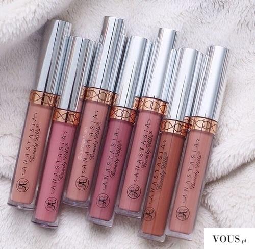 Anastasia Beverly Hills Liquid Lipstick – Szminka matowa w płynie