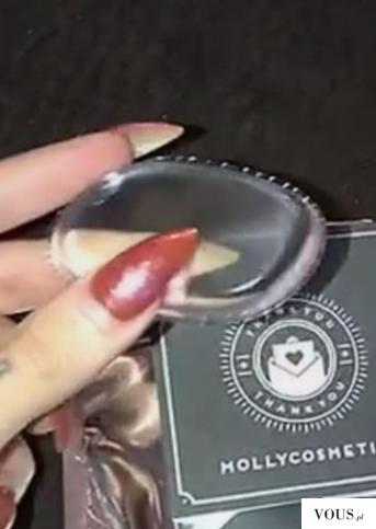 SiliSponge – silikonowy aplikator do makijażu | silikonowy beauty blender | silikonowa gąbka