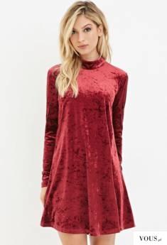 christmas dress – sukienka, sukienka świąteczna | sukienka welurowa