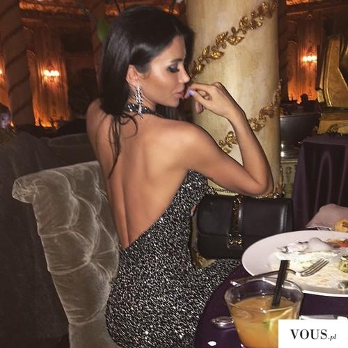Sukienka świecąca sylwestrowa, na sylwestra | sylwester 2016 /2017