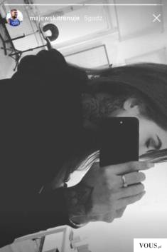 Deynn Tatuaż nowy na szyji  | Tatuaże Deynn