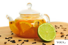 tea  with lemon and limon