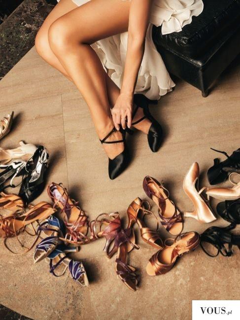 Jakie wybrać buty taneczne do latino?