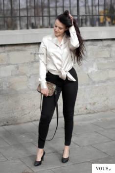 elegancka stylizacja OTIANNA