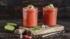 Przepis – Gazpacho – chłodnik pomidorowy z chili – Biuro Napoleona