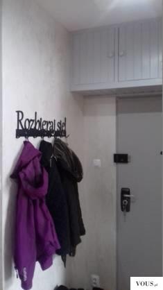 Rozbieraj się XXL – wieszak na ubrania – art-steel.pl