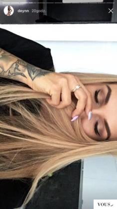 Deynn blondynka