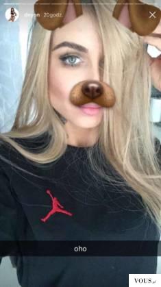 marita przefarbowała wlosy surma blond – peruka