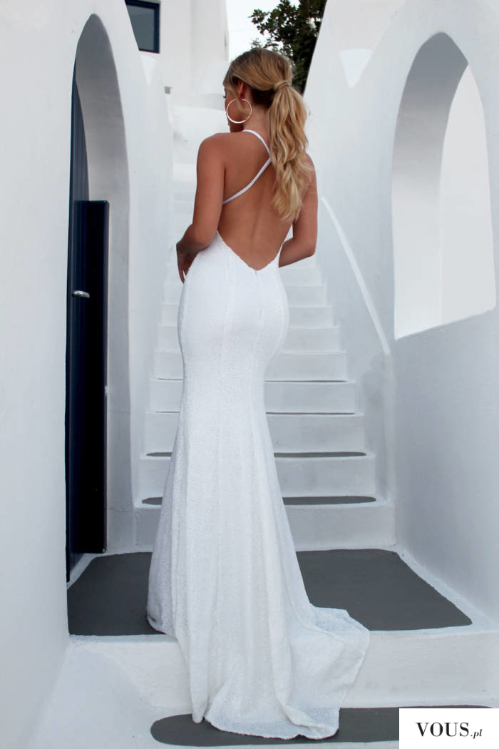przepiękna suknia slubna