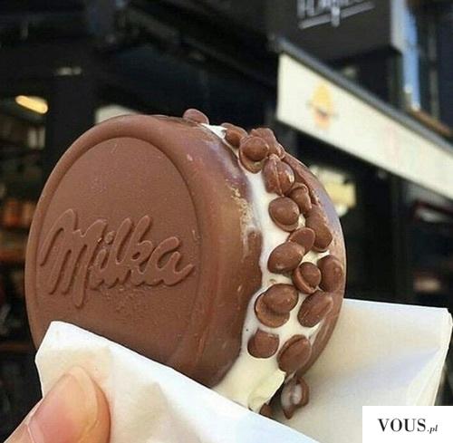 milka lody
