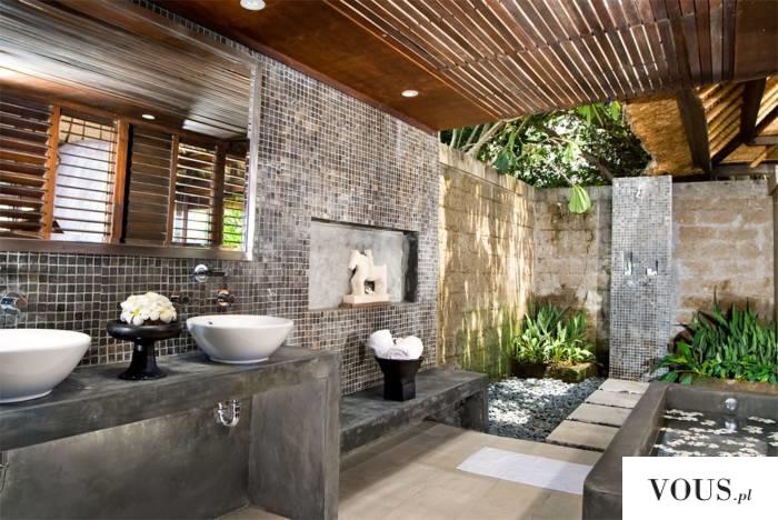 piękne łazienki