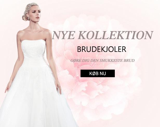 Gallakjoler, Festkjoler og Brudekjoler Danmark Online – MissyDress