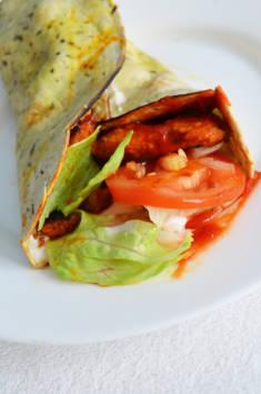 Tortilla z indykiem | Vaneska Fit Barcelona – Babstyl | Babstyl