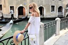 White Total Look – moja biała stylizacja w Wenecji – Fashionable – Blog Lifest ...
