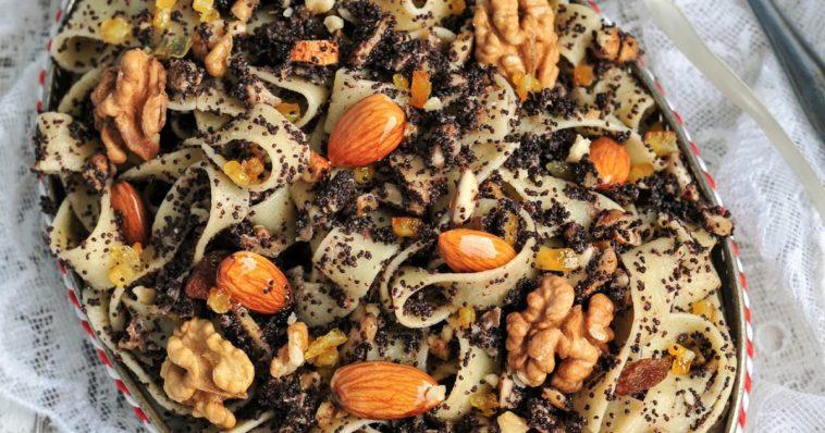 Świąteczne kluski z makiem – Pasja jedzenia – Babstyl   Babstyl
