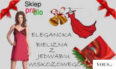 Eleganckie koszulki z jedwabiu wiskozowego poleca Pradlo.pl Zadowolą każdą Panią.