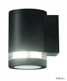 Nowoczesna lampa zewnętrzna