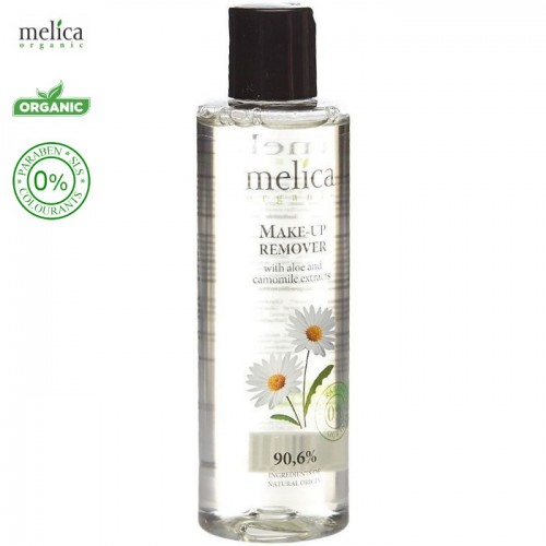MELICA ORGANIC MAKEUP REMOVER