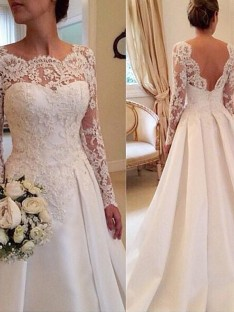 Cheap Wedding Dresses 2018, Bridal Wedding Gowns Online NZ – DreamyDress