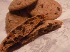 Ciasteczka z kawałkami czekolady | AleTorcik!