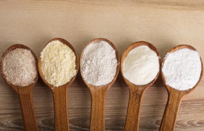 Typy i rodzaje mąki | AleTorcik!
