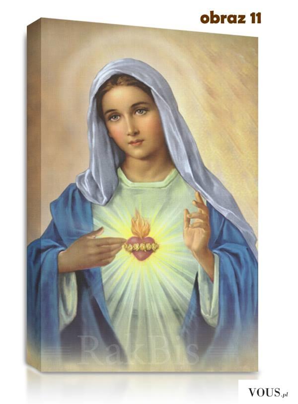 Matka Boska na płótnie canvas . To wspaniały prezenty na rożne okazje.   Zobacz naszą całą ofert ...