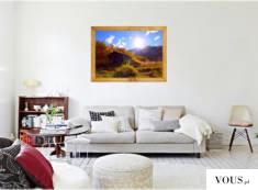 Podoba Wam się taka aranżacja z naszym obrazem?   Ten i wiele innych możecie zamówić na http://b ...